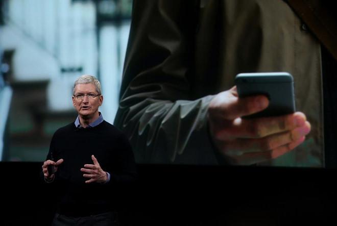 Chưa ra mắt, iPhone 8 đã hạ đo ván đối thủ