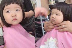 Chỉ là cắt tóc thôi mà sao đáng yêu đến thế