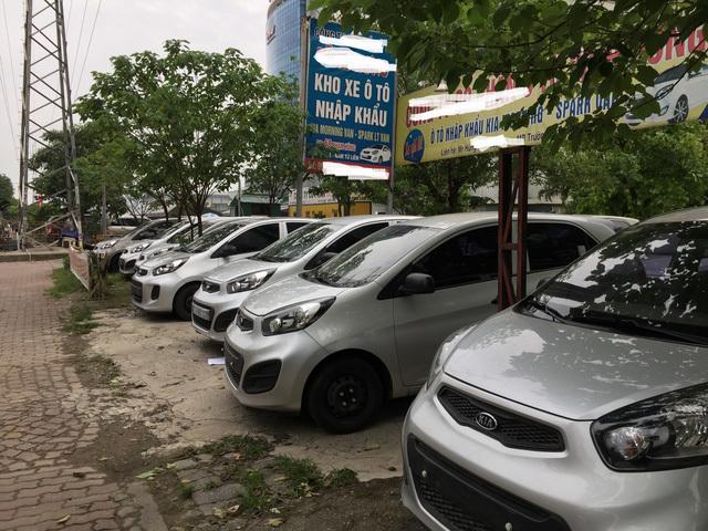 Buôn ô tô xe máy lâm nguy, cả ngàn DN chờ phá sản