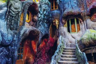 Khách sạn quái dị Đà Lạt vào top điểm đến ấn tượng nhất thế giới