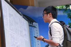 Điểm chuẩn Trường ĐH Công nghệ TP.HCM từ 16-21