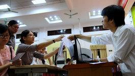 Trường ĐH Văn Hiến công bố điểm chuẩn