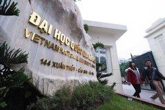 ĐHQG Hà Nội công bố điểm chuẩn 2017 của 9 trường, khoa thành viên