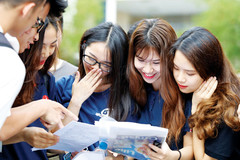 Xem điểm chuẩn 2017 các trường đại học trên cả nước