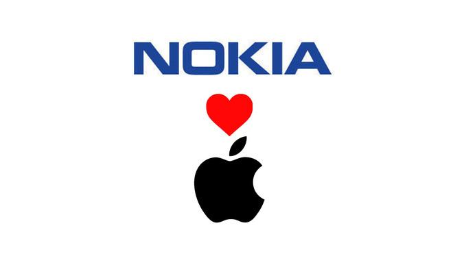 Nokia nhận 2 tỷ USD nhờ thỏa thuận với Apple