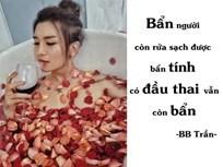 BB Trần đứng đầu danh sách những diễn viên có số lần 'nổi đóa' với dư luận
