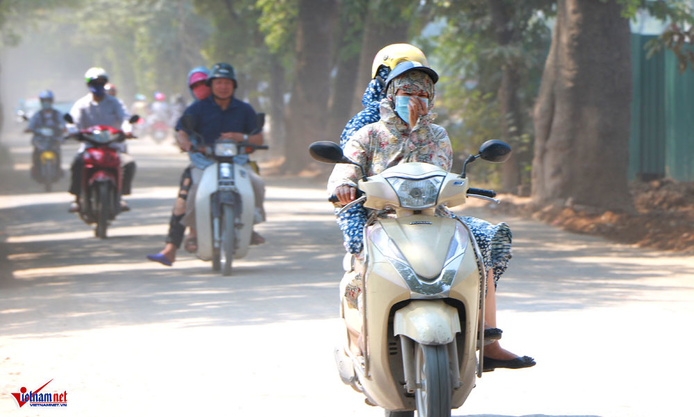 Hà Nội, ô nhiễm môi trường