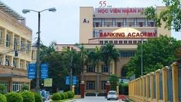Điểm chuẩn của Học viện Ngân hàng năm 2017
