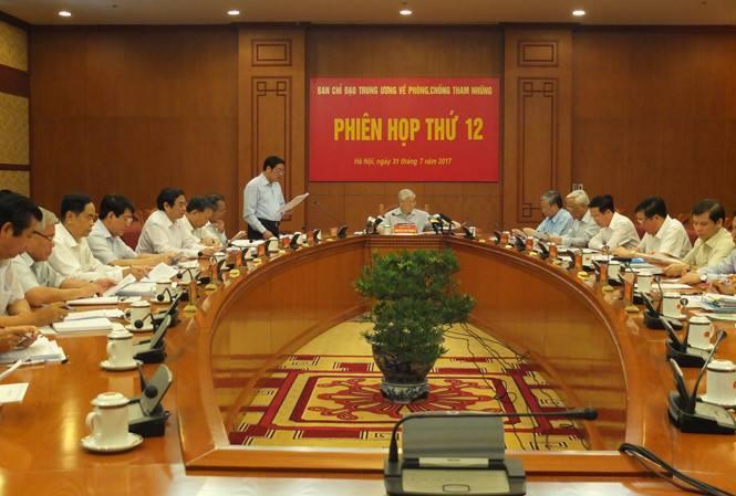 Tổng bí thư yêu cầu đẩy nhanh tiến độ điều tra vụ PVC