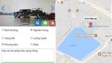 Viwa Alert: Ứng dụng phản ánh vi phạm đường thủy nội địa