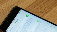 Mẹo tiết kiệm pin cho iPhone chạy iOS 10