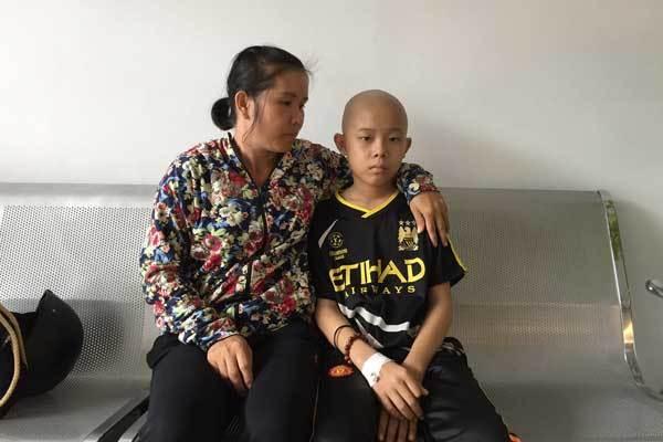 ung thư, hoàn cảnh khó khăn, từ thiện