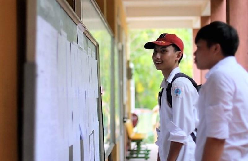 Trường ĐH Công nghiệp Hà Nội công bố điểm chuẩn 2017