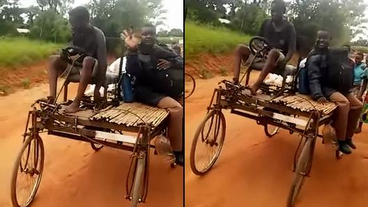 Chiêm ngưỡng xe Tesla phiên bản châu Phi