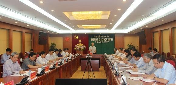 Thứ trưởng Hồ Thị Kim Thoa bị cảnh cáo và đề nghị miễn nhiệm