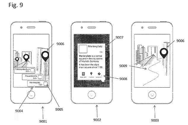 Kính thông minh Apple chỉ cần huơ ngón tay điều khiển?