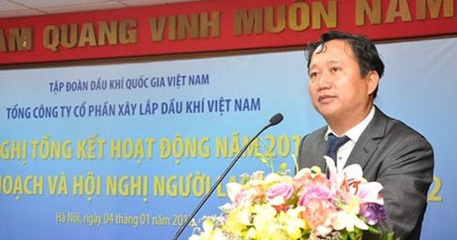 Trịnh Xuân Thanh, Trịnh Xuân Thanh đầu thú,Tập đoàn Dầu khí, PVC, Tham nhũng, Đại án tham nhũng