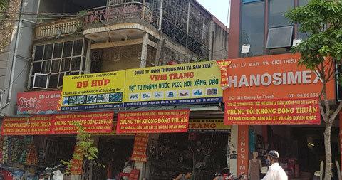 Trăm hộ dân Hà Nội phản đối thu đất làm bãi đỗ xe