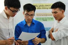 Điểm chuẩn ĐH Hoa Sen, ĐH Đồng Nai, Ngoại ngữ Tin học TP.HCM