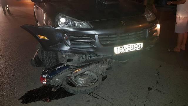 Phó Thủ tướng yêu cầu điều tra vụ siêu xe Porsche húc 6 người bị thương