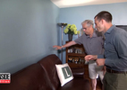 Bí mật bất ngờ sau bức tường phát ra tiếng động 'lạ' suốt 13 năm