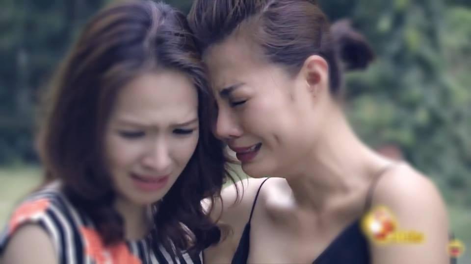 'Người phán xử' tập 38: Con gái ông trùm bật khóc nức nở
