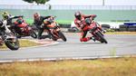 Giải đua mô tô Honda Việt Nam 'đổ bộ' Bình Dương