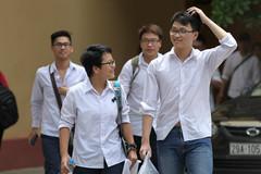 Một loạt trường có điểm chuẩn đại học 2017 bằng điểm sàn