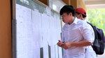 Thêm 11 trường ĐH công bố điểm chuẩn