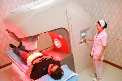Đa khoa Thăng Long đầu tư mạnh cho thiết bị y tế
