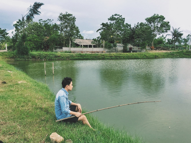 Phan Mạnh Quỳnh sống đơn giản ở quê sau khi tạm biệt showbiz