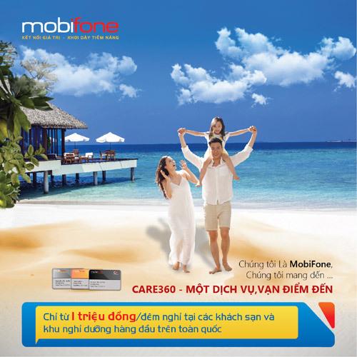 Care360- nghệ thuật chiều khách tiêu chuẩn phương Tây của MobiFone