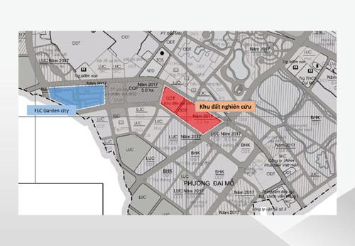 Lý do FLC mua lô đất tại Đại Mỗ giá 860 tỷ