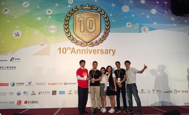 Start-up Việt bất ngờ giành giải 'vàng' tại IDEAS Show APEC 2017