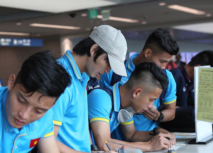 Đến Hàn Quốc, U22 Việt Nam phải thuê khách sạn ở tạm