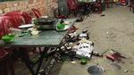 Ẩu đả ở quán nhậu: Nạn nhân chết, Trung úy công an bị triệu tập