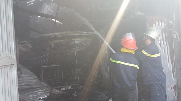 Tăng đột biến các vụ cháy, năng lực cứu hoả đến đâu?