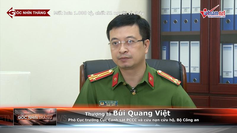 cháy, cháy lớn, hoả hoạ, cháy lớn ở Hà Nội, Bùi Quang Việt, Cảnh sát PCCC, cứu hoả