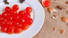 Trứng muối - nguyên liệu không thể thiếu cho nhiều món ăn hấp dẫn