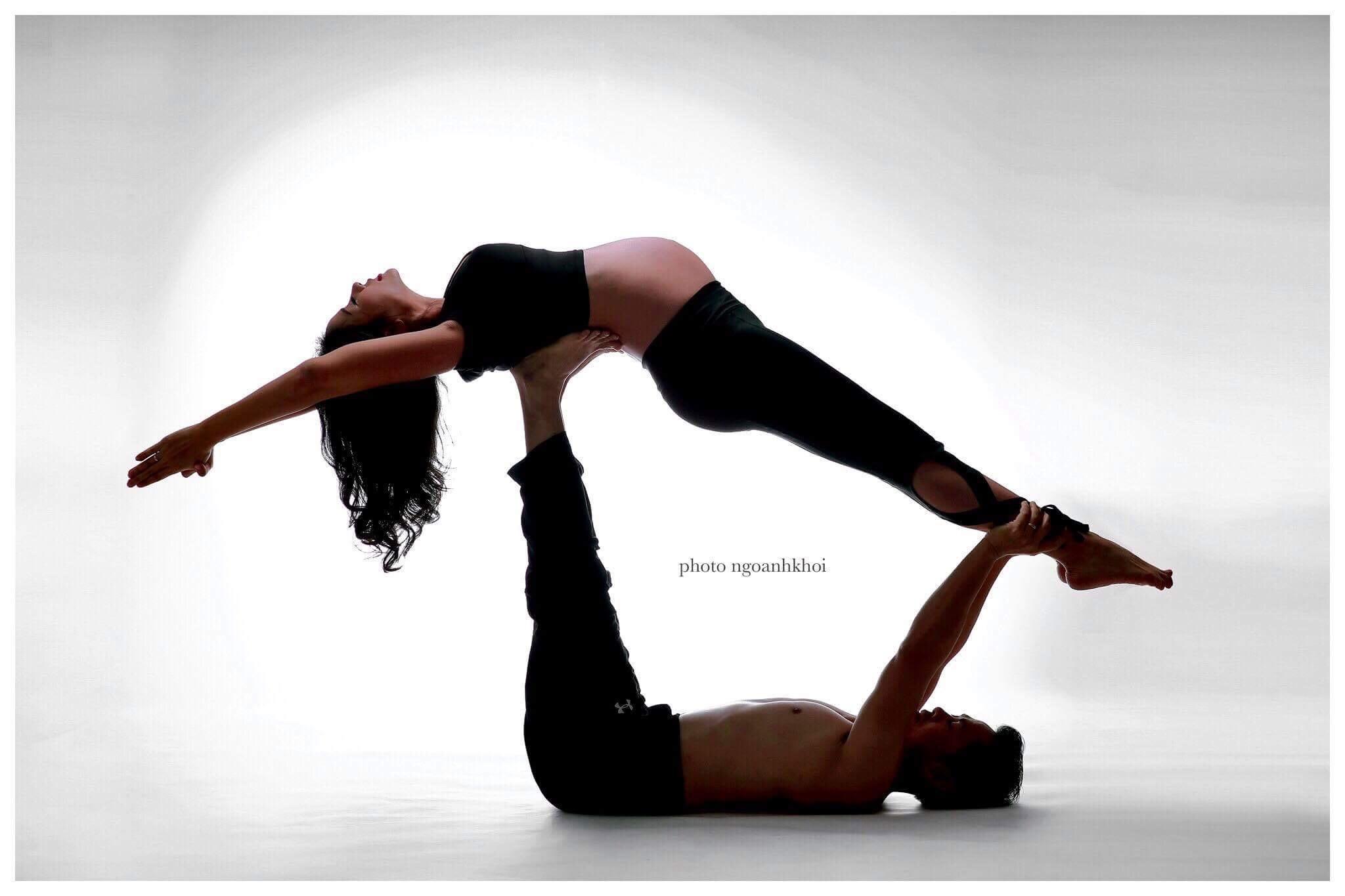 Những động tác yoga tuyệt vời dành cho phụ nữ mang thai