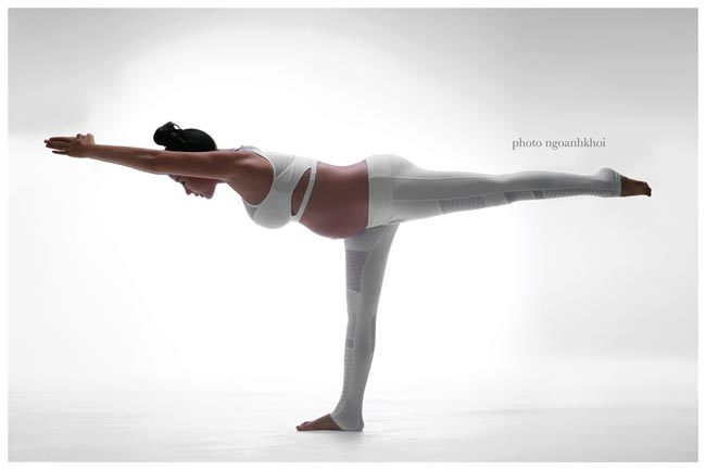 Yoga, Yoga dành cho bà bầu, mang thai