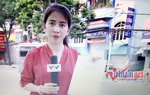 """Nước mắt, chuyện ám ảnh của 'cô gái vàng"""" VTV"""