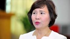 Thứ trưởng Kim Thoa xin nghỉ việc sau khi bị đề nghị miễn nhiệm