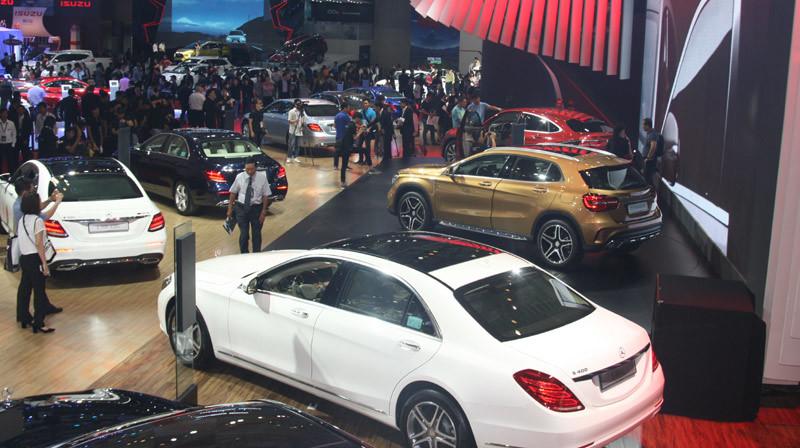Hàng chục mẫu xe mới tham gia 'cuộc chiến' xe hơi 2018