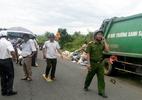 Rác bủa vây huyện, lãnh đạo HTX môi trường muốn mất chức