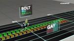 """Giải mã cú nước rút lịch sử của """"tia chớp"""" Usain Bolt"""