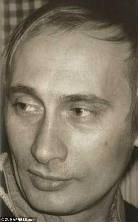 Putin, Tổng thống Nga, KGB