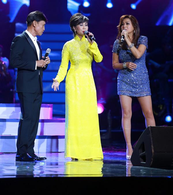 Sao hải ngoại hội tụ trong đêm nhạc 'Lam Phương tuyệt phẩm' tại Hà Nội
