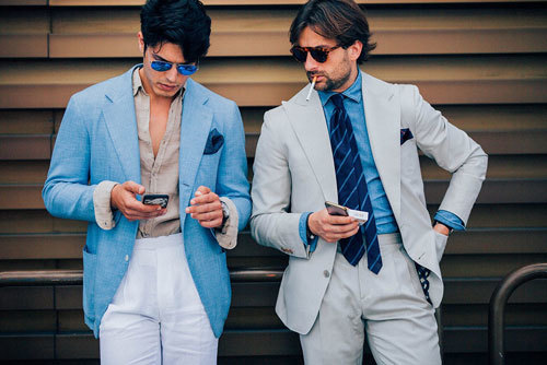5 lỗi thường gặp khi phối thời trang công sở nam