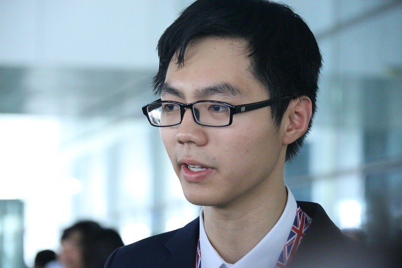 Huy chương Vàng Olympic Sinh học quốc tế từng 'ẵm' điểm 4